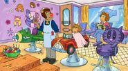 Signore Pelato Barber Shop Interior