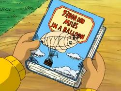 93 Million Miles in a Balloon