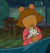 D.W. Asks to Sleep with Arthur