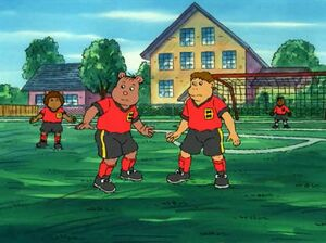 Mighty Mountain Soccer Team
