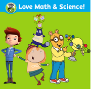 PBS KIDS Love Math and Science