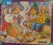 Campfire puzzle