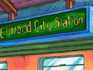 Elwood City Train Station 2