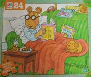 Reading puzzle