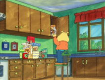 Binky Kitchen