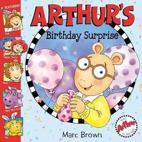 Arthurs Birthday Surprise