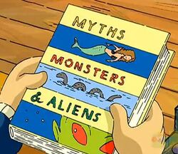 Myths Monsters & Aliens