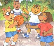 Arthur, Alan, Francine, and Justin