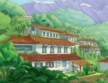 Tenzin's House