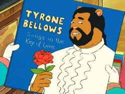 Tyrone Bellows