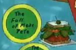 Full of meat