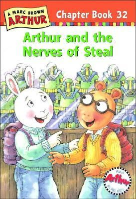 Nerves of steal book