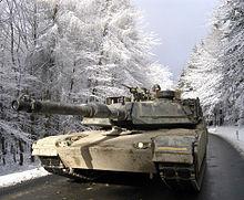 220px-M1A Abrams im Taunus