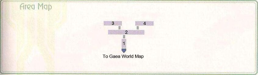 Love Flow Area Map