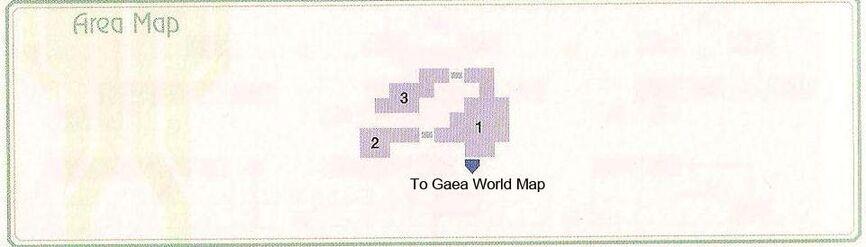 Star Desert Area Map