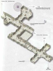 Old Eternus Galleries Map 4