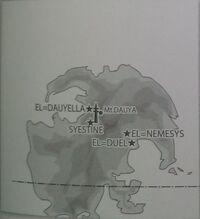 Syestine Map