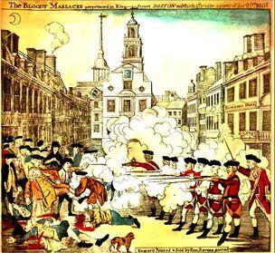 Boston-massacre-revere