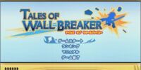 Tales of Wall Breaker