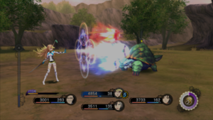Elemental Shot (ToX2)