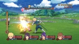 Sword Rain - Alpha (ToV)