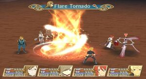 Flare Tornado (TotA)