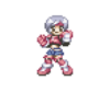 Caro Fighter Sprite (TotW-ND3)