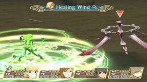 Healing Wind (TotA)