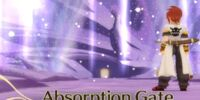 Absorption Gate