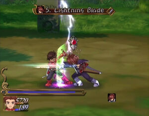 Super Lightning Blade (ToS)