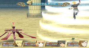 Severing Wind (TotA)