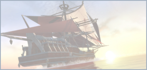 ToB Ship Scenery