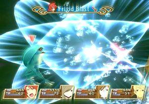 Frigid Blast (TotA)