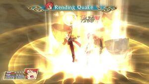 Rending Quake (TotA)