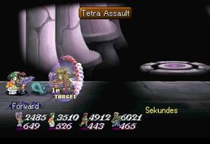 Tetra Assault (ToE)