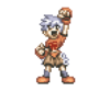 Julio Default Sprite (TotW-ND3)