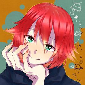 Inazuma Eleven Hiroto Tilt weird star eyed