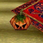 Pumpkin Backpack Live
