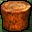 Burnt and Twisted Stump Icon