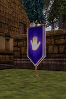 Celestial Hand Banner of the Courtyard Live