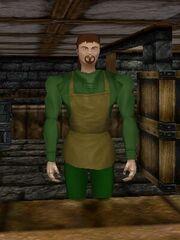 Shopkeeper Renald the Elder Live