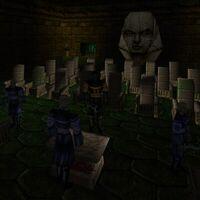 Ancient Temple Live 3