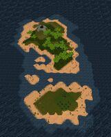 Ulgrim's Island Map Live