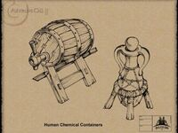 AC2 Human Chemical Containers Sketch
