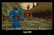 From the Darkness Born Splash Screen