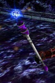 Princely Runed Slashing Baton Live