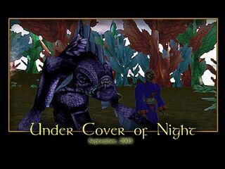 Under Cover of Night Splash Screen