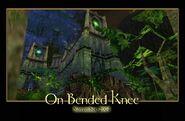 On Bended Knee Splash Screen