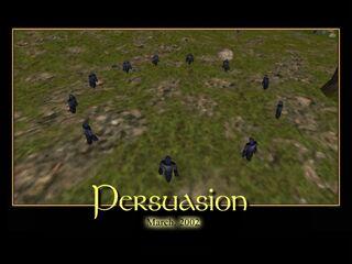 Persuasion Splash Screen