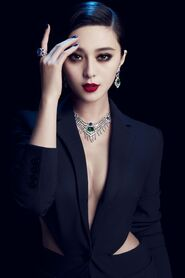 Fan Bing Bing Cartier Ads4